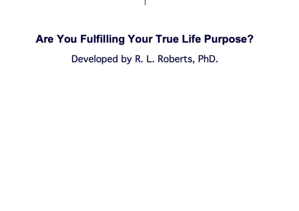 Fulfilling your True Purpose